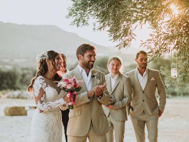 Il matrimonio di Nick e Vena a Ostuni, Brindisi 43
