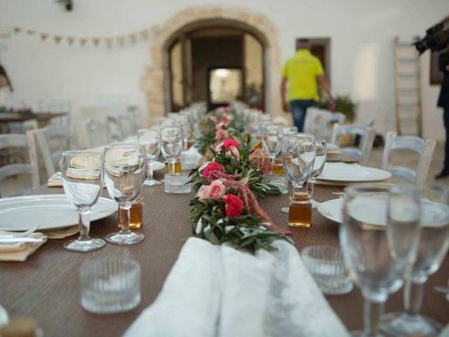 Il matrimonio di Nick e Vena a Ostuni, Brindisi 46