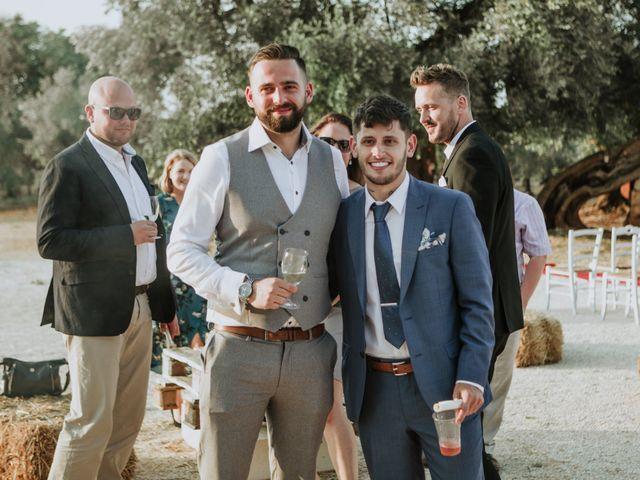 Il matrimonio di Nick e Vena a Ostuni, Brindisi 48