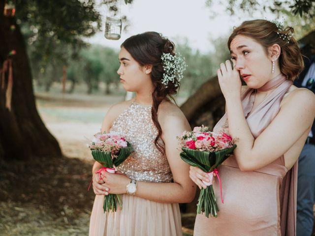 Il matrimonio di Nick e Vena a Ostuni, Brindisi 49