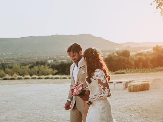 Il matrimonio di Nick e Vena a Ostuni, Brindisi 50