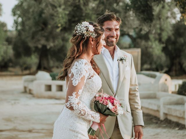 Il matrimonio di Nick e Vena a Ostuni, Brindisi 51