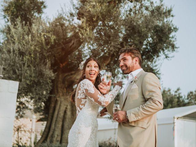Il matrimonio di Nick e Vena a Ostuni, Brindisi 52