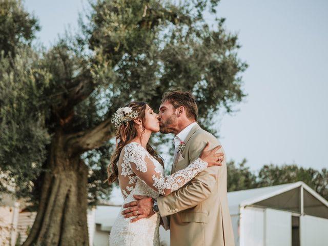 Il matrimonio di Nick e Vena a Ostuni, Brindisi 53