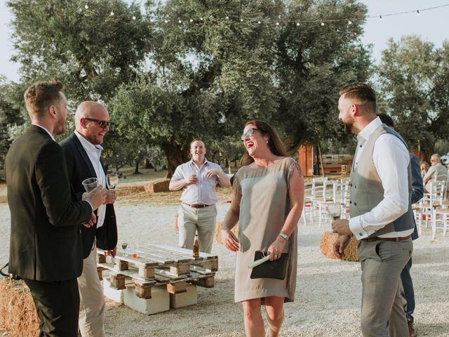 Il matrimonio di Nick e Vena a Ostuni, Brindisi 54