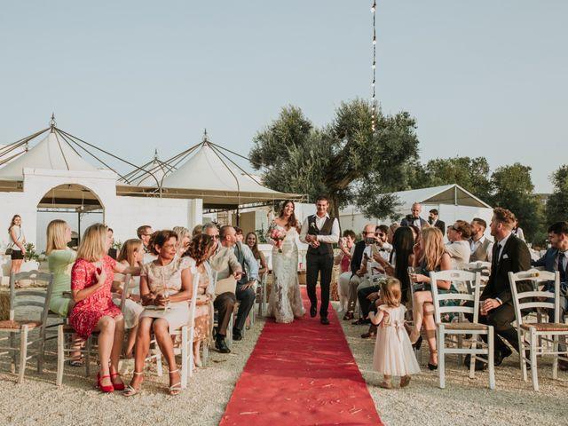 Il matrimonio di Nick e Vena a Ostuni, Brindisi 55