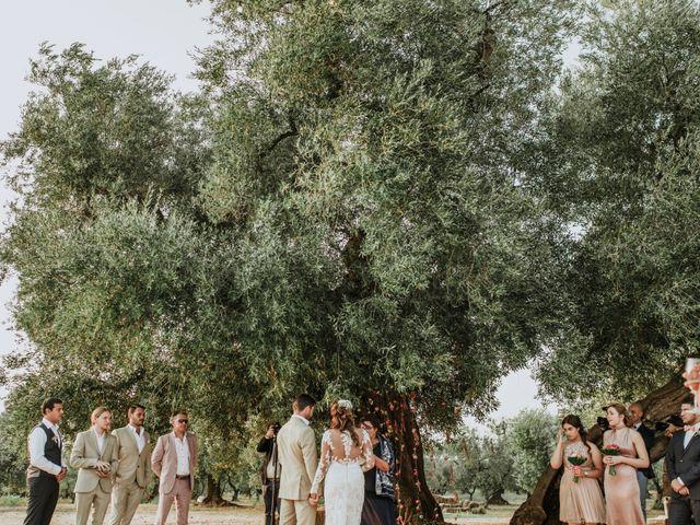 Il matrimonio di Nick e Vena a Ostuni, Brindisi 56