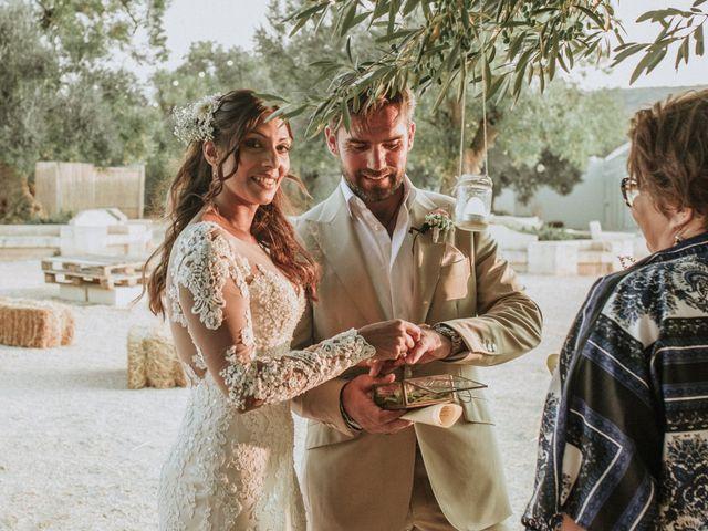 Il matrimonio di Nick e Vena a Ostuni, Brindisi 57