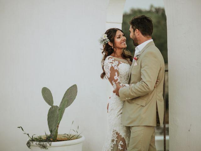 Il matrimonio di Nick e Vena a Ostuni, Brindisi 58