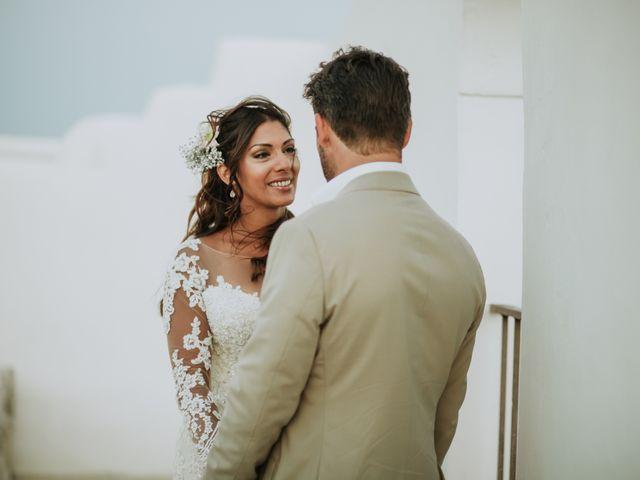 Il matrimonio di Nick e Vena a Ostuni, Brindisi 59