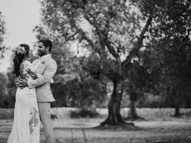 Il matrimonio di Nick e Vena a Ostuni, Brindisi 60
