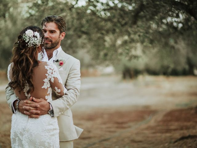 Il matrimonio di Nick e Vena a Ostuni, Brindisi 61