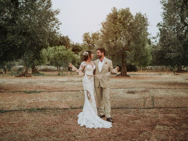 Il matrimonio di Nick e Vena a Ostuni, Brindisi 64