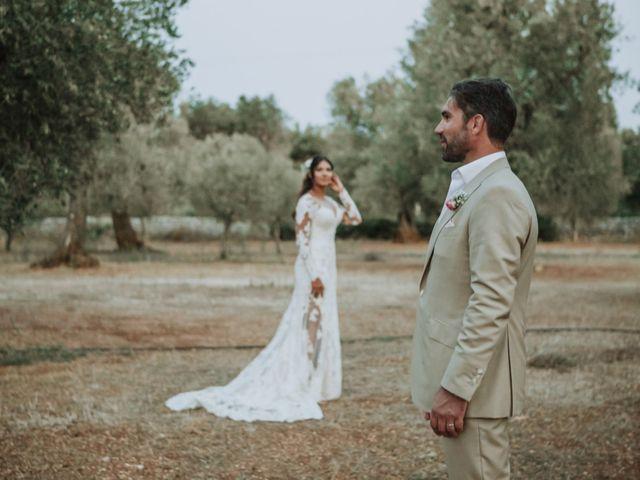 Il matrimonio di Nick e Vena a Ostuni, Brindisi 65