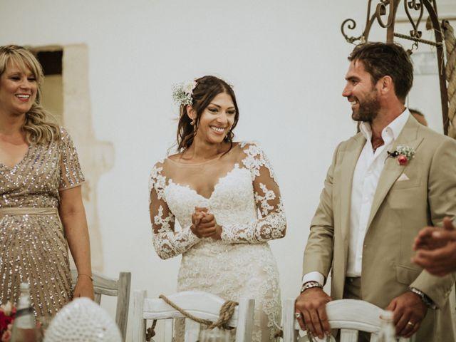 Il matrimonio di Nick e Vena a Ostuni, Brindisi 67