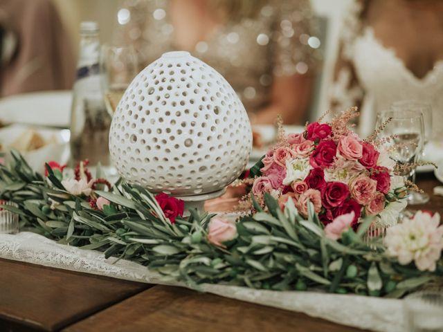 Il matrimonio di Nick e Vena a Ostuni, Brindisi 1