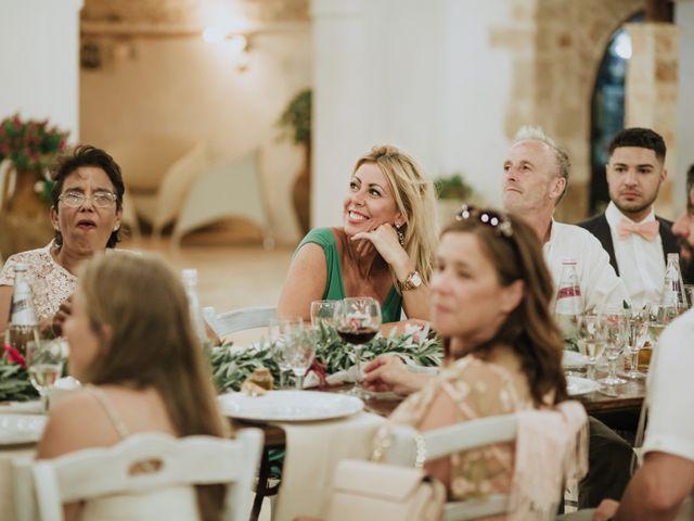 Il matrimonio di Nick e Vena a Ostuni, Brindisi 68
