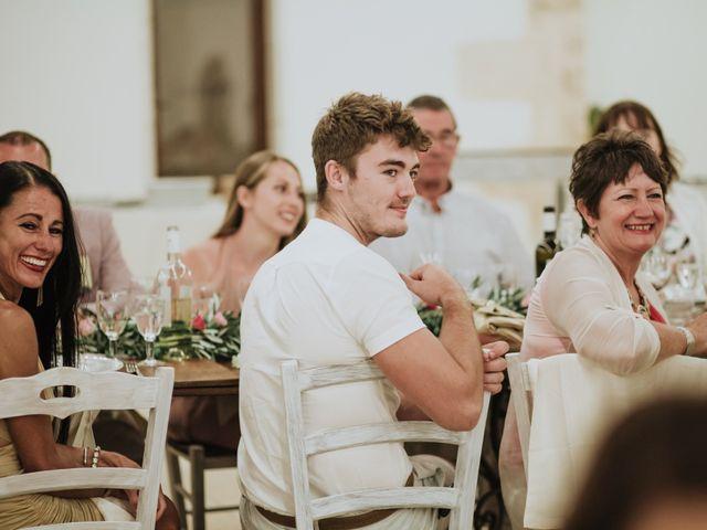 Il matrimonio di Nick e Vena a Ostuni, Brindisi 69