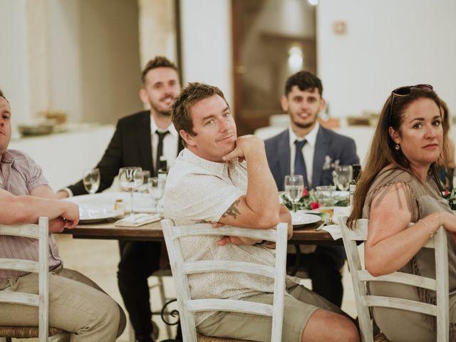 Il matrimonio di Nick e Vena a Ostuni, Brindisi 70