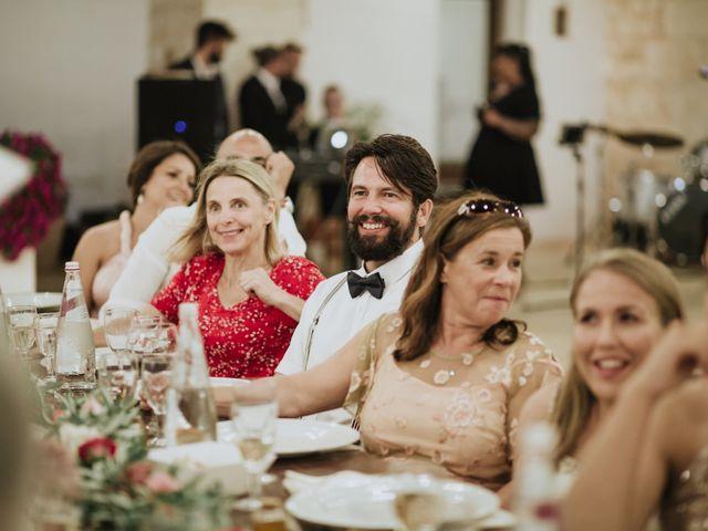 Il matrimonio di Nick e Vena a Ostuni, Brindisi 71