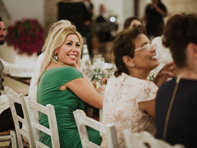 Il matrimonio di Nick e Vena a Ostuni, Brindisi 72