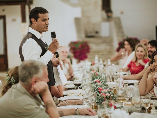 Il matrimonio di Nick e Vena a Ostuni, Brindisi 73