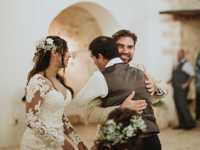 Il matrimonio di Nick e Vena a Ostuni, Brindisi 76