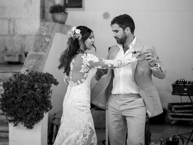 Il matrimonio di Nick e Vena a Ostuni, Brindisi 77