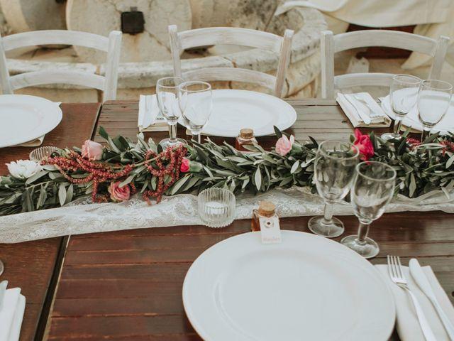 Il matrimonio di Nick e Vena a Ostuni, Brindisi 83