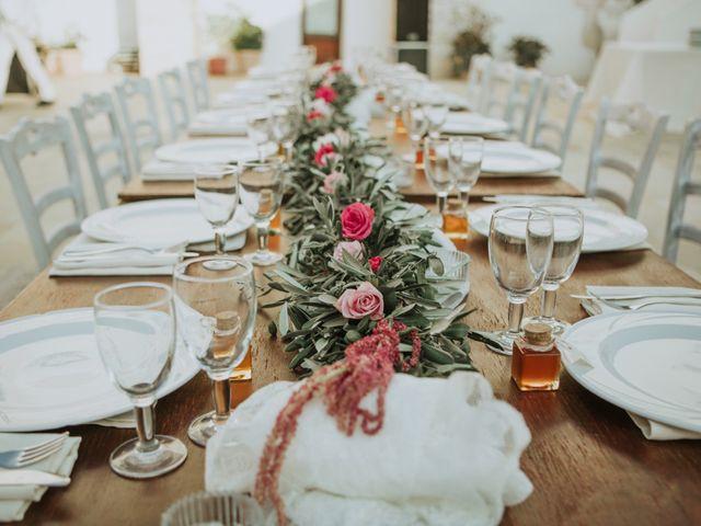 Il matrimonio di Nick e Vena a Ostuni, Brindisi 84