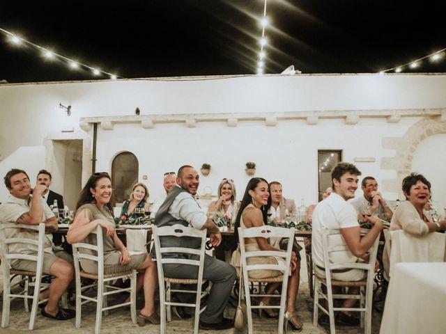 Il matrimonio di Nick e Vena a Ostuni, Brindisi 86