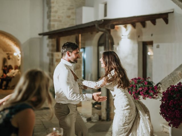Il matrimonio di Nick e Vena a Ostuni, Brindisi 88