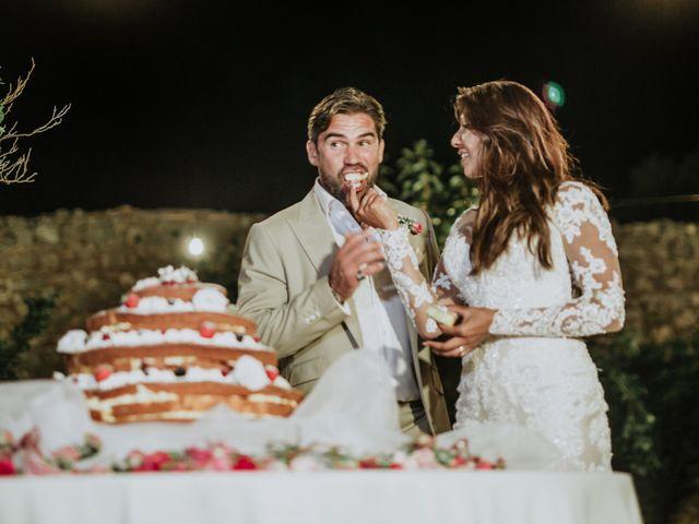 Il matrimonio di Nick e Vena a Ostuni, Brindisi 92