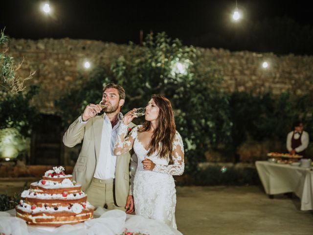 Il matrimonio di Nick e Vena a Ostuni, Brindisi 94