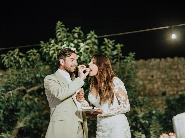 Il matrimonio di Nick e Vena a Ostuni, Brindisi 95