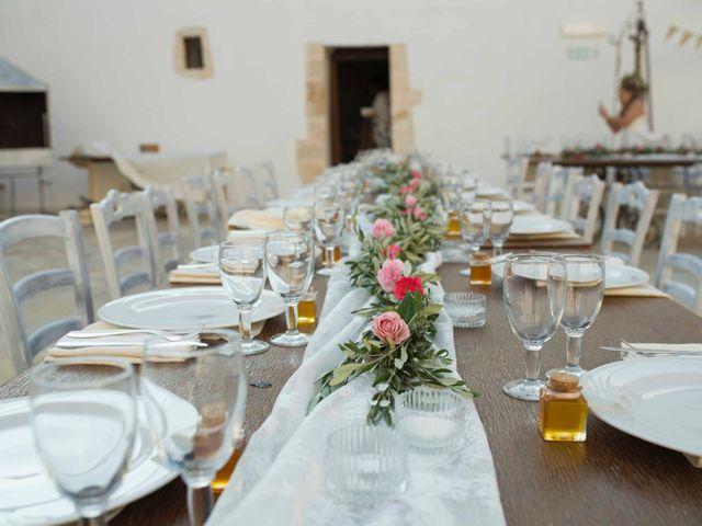 Il matrimonio di Nick e Vena a Ostuni, Brindisi 97