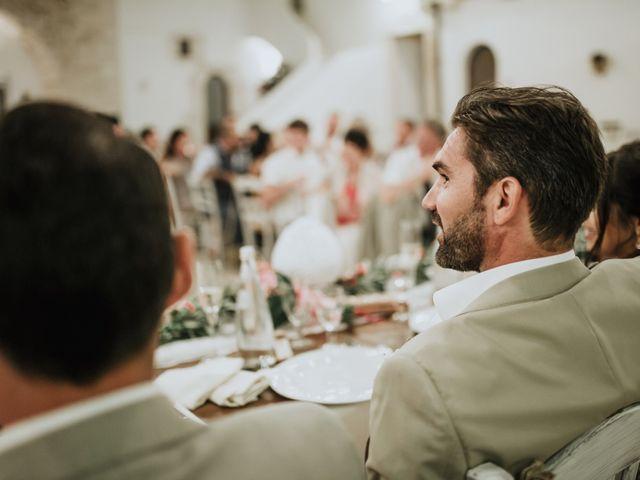 Il matrimonio di Nick e Vena a Ostuni, Brindisi 98