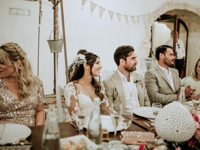 Il matrimonio di Nick e Vena a Ostuni, Brindisi 99