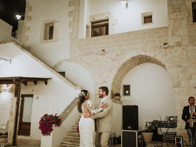 Il matrimonio di Nick e Vena a Ostuni, Brindisi 101