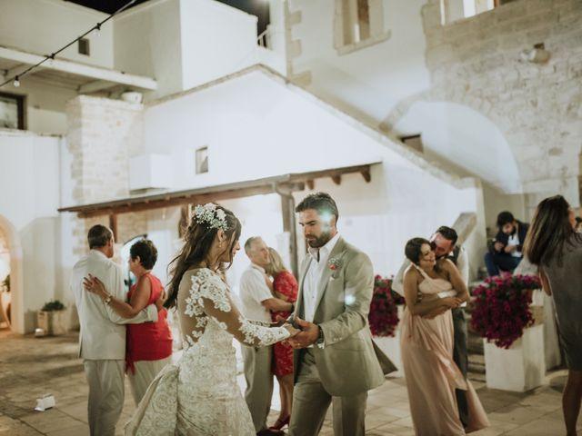 Il matrimonio di Nick e Vena a Ostuni, Brindisi 102