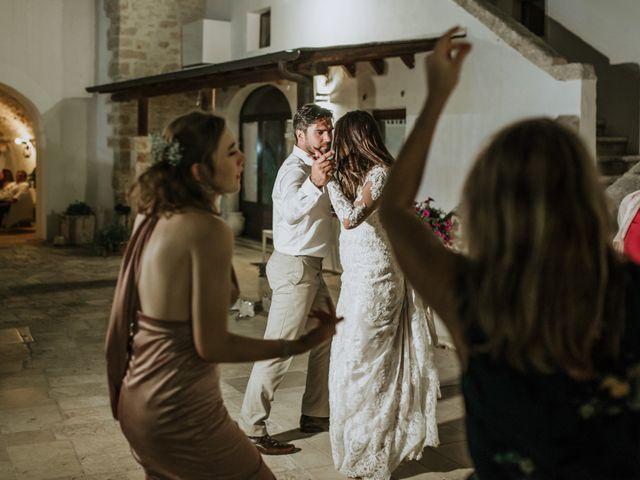Il matrimonio di Nick e Vena a Ostuni, Brindisi 103