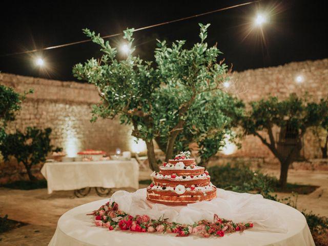 Il matrimonio di Nick e Vena a Ostuni, Brindisi 104