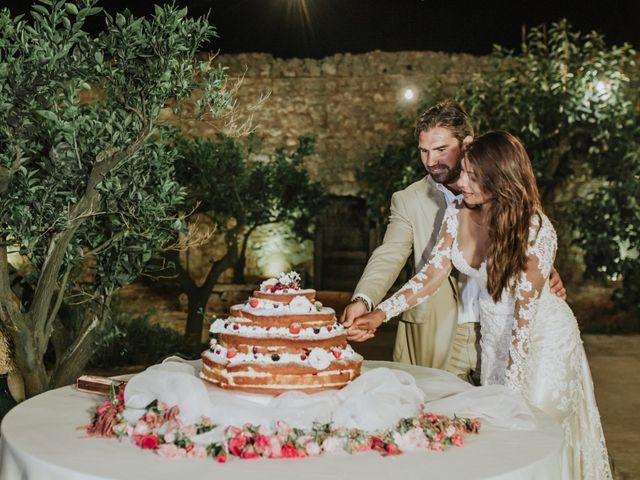 Il matrimonio di Nick e Vena a Ostuni, Brindisi 105