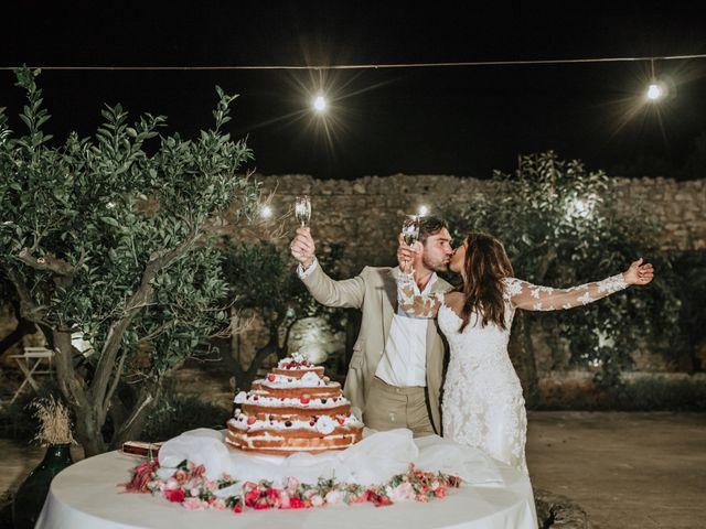 Il matrimonio di Nick e Vena a Ostuni, Brindisi 106
