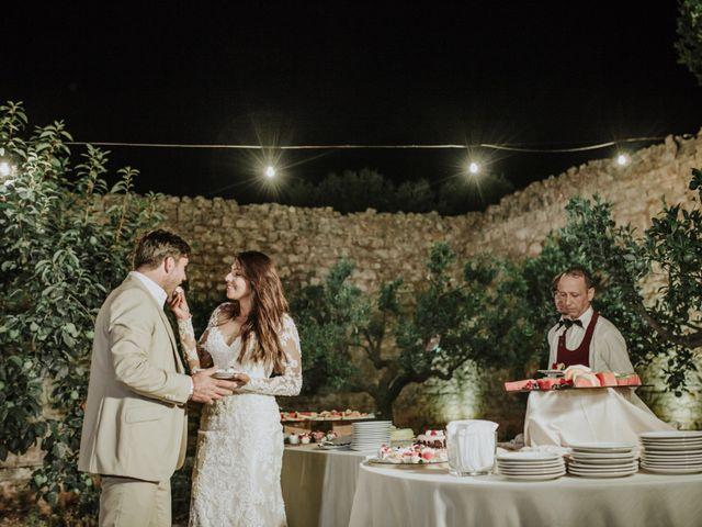 Il matrimonio di Nick e Vena a Ostuni, Brindisi 107