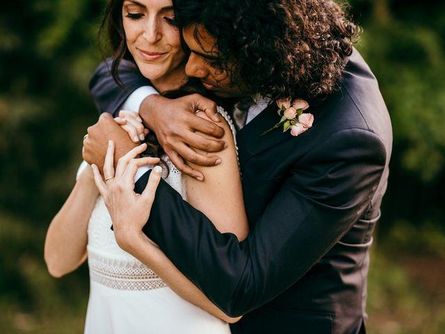 Le nozze di Laura e Sai