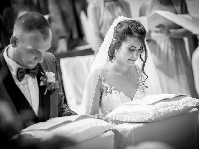 Il matrimonio di Andrea e Eleonora a Caronno Pertusella, Varese 13