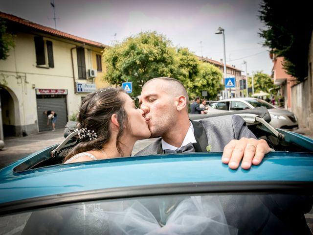 Il matrimonio di Andrea e Eleonora a Caronno Pertusella, Varese 2
