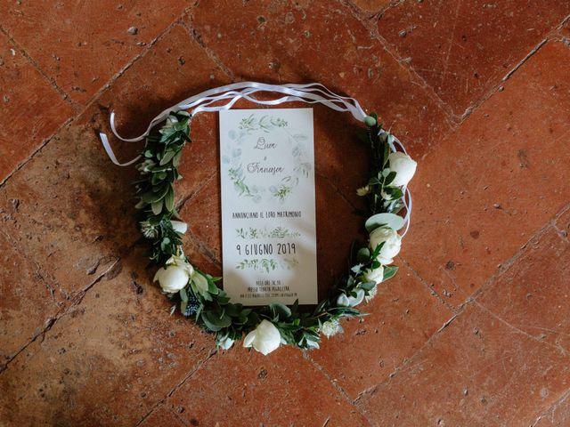 Il matrimonio di Luca e Francesca a Pavia, Pavia 2