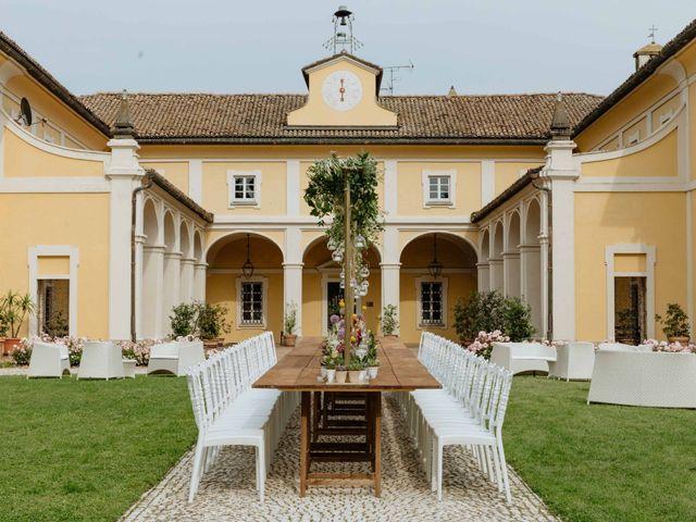 Il matrimonio di Luca e Francesca a Pavia, Pavia 18